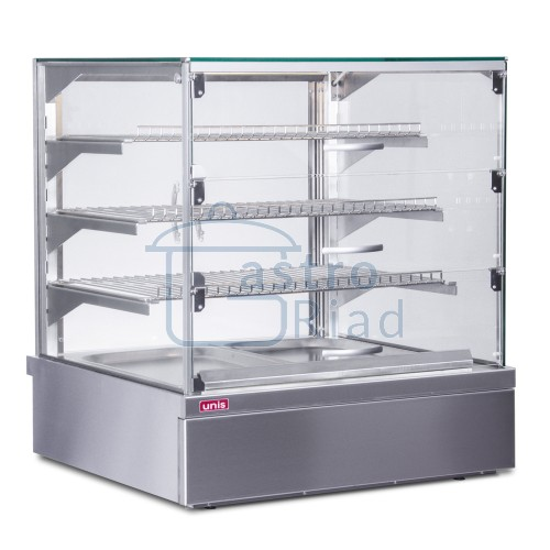 Zobraziť tovar: Vitrína chladiaca samoobslužná 2xGN1/1, THAYA COLD 2xGN SS/H