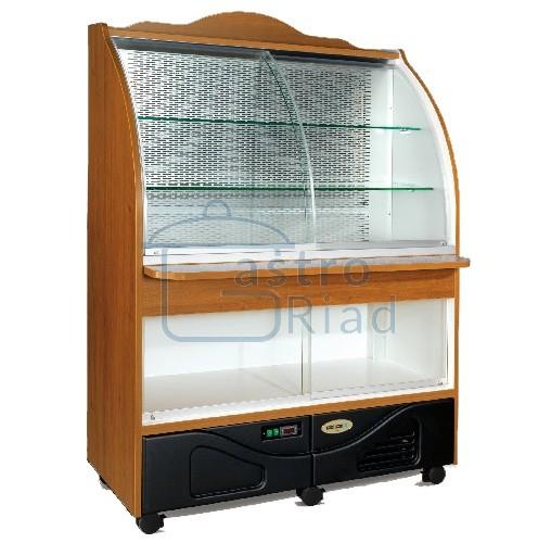 Zobraziť tovar: Vozík chladiaci 4xGN1/1, Parete