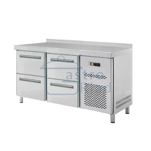 Zobraziť tovar: Stôl chladiaci, 4 x zásuvka, RT-2D-4Z