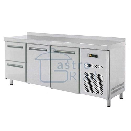 Zobraziť tovar: Stôl chladiaci, 2 x dvere, 2 x zás., RT-3D-2D2Z