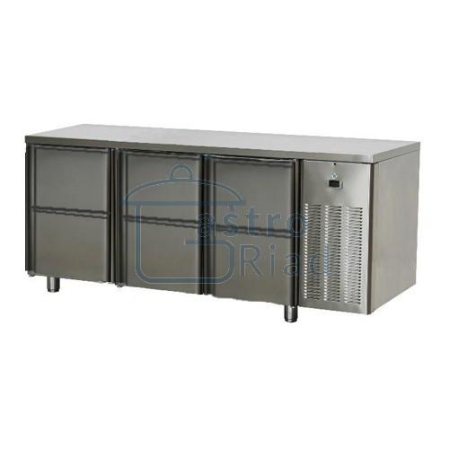 Zobraziť tovar: Stôl chladiaci, 6 x zás., SCH-3D-6Z