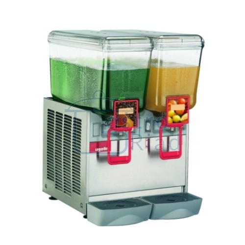 Chladič nápojov 2x12 l