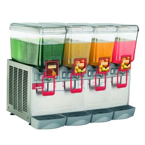 Zobraziť tovar: Chladič nápojov 4x20 l, DELUXE-4/20