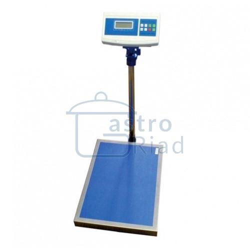 Váha plošinová s vyhodnocovacou jednotkou