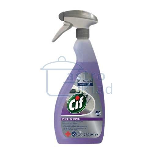 Zobraziť tovar: Cif DisinFectant                       0,75 l