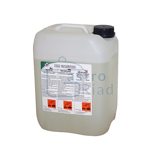 Zobraziť tovar: Umývací prostriedok 25kg, RM umývací