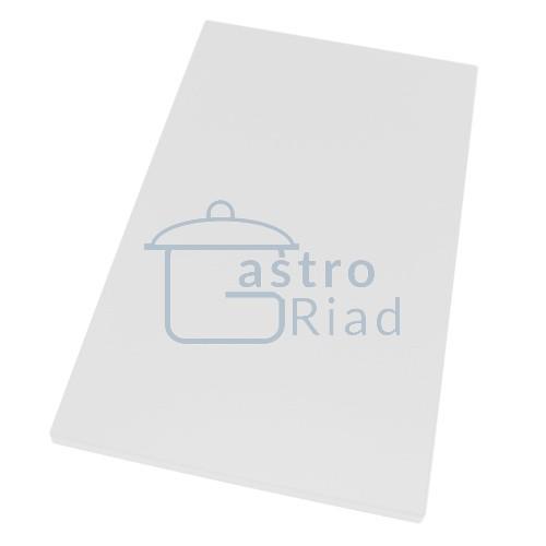 Zobraziť tovar: Doska plastová biela 600x400