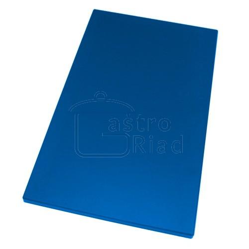 Zobraziť tovar: Doska plastová modrá 600x400