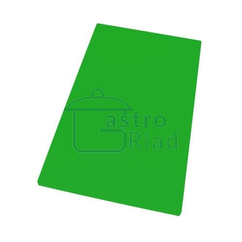 Zobraziť tovar: Doska plastová zelená 500x300