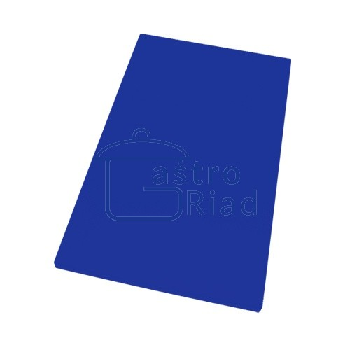 Zobraziť tovar: Doska plastová modrá 500x300