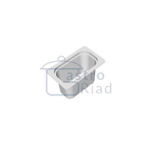 Zobraziť tovar: Gastronádoba, GN1/9 - 100
