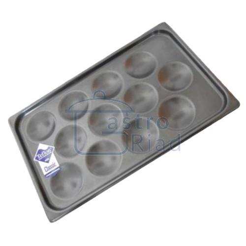 Zobraziť tovar: Plech na lievance GN1/1 12 pozícií