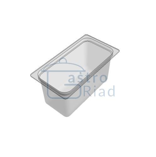 Zobraziť tovar: Gastronádoba polykarbonátová, GNP1/4 - 150