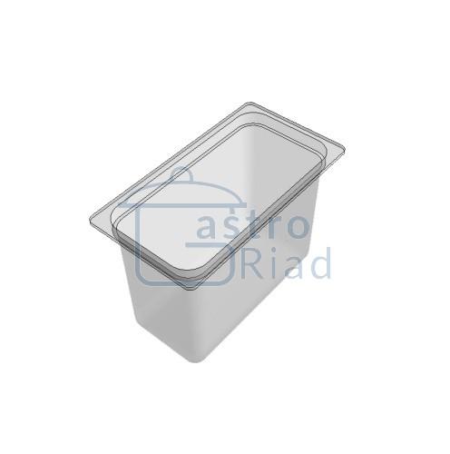 Zobraziť tovar: Gastronádoba polykarbonátová, GNP1/4 - 200