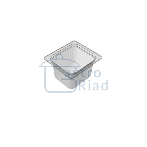 Zobraziť tovar: Gastronádoba polykarbonátová, GNP1/6 - 100