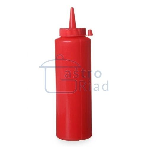 Zobraziť tovar: Fľaša na polevu červená