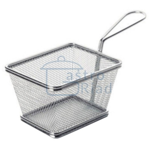 Zobraziť tovar: Košík servírovací nerez