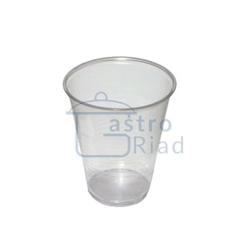 Zobraziť tovar: Pohár plastový 0,04 l - 40ks