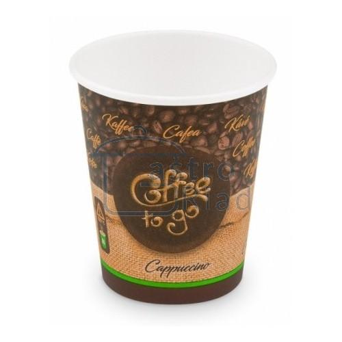 Zobraziť tovar: Pohár PP 0,28 COFFEE, COFFEE
