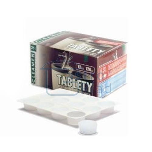 Zobraziť tovar: Tablety dezinfekčné, Cleamen